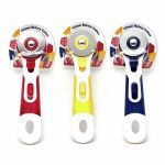 0  N4379 45mm Rotary Cutter x 3 Assorted